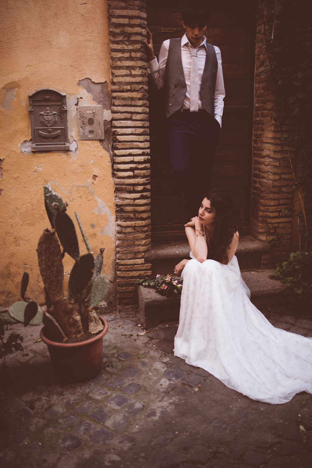 Rome Elopement | Ana Fernweh | Destination Wedding Photographer
