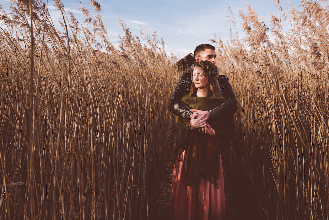 Engagement Session at Federsee | Ana Fernweh | Destination Wedding Photographer
