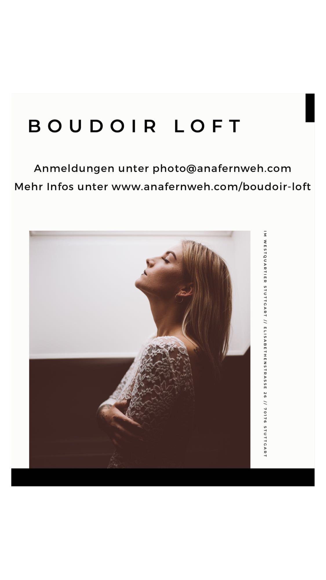 Boudoir Loft 05.08.2018 | Ana Fernweh | Destination Wedding Photographer