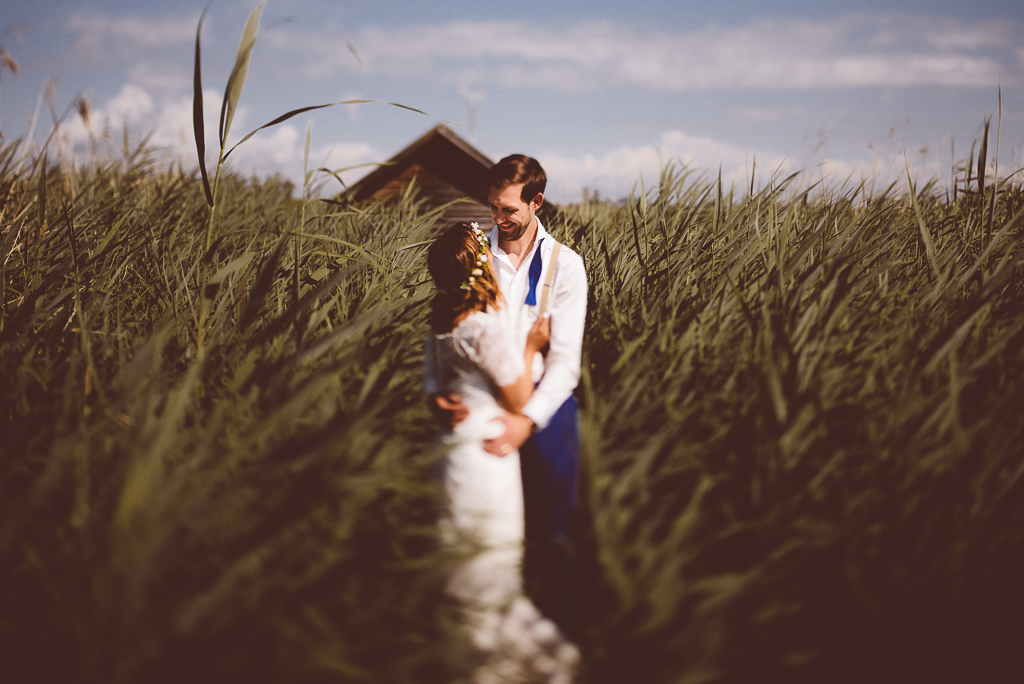 After Wedding Session at Federsee | Ana Fernweh | Destination Wedding Photographer