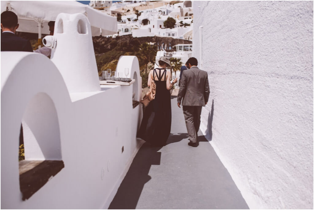 Santorini Elopement | Ana Fernweh | Destination Wedding Photographer